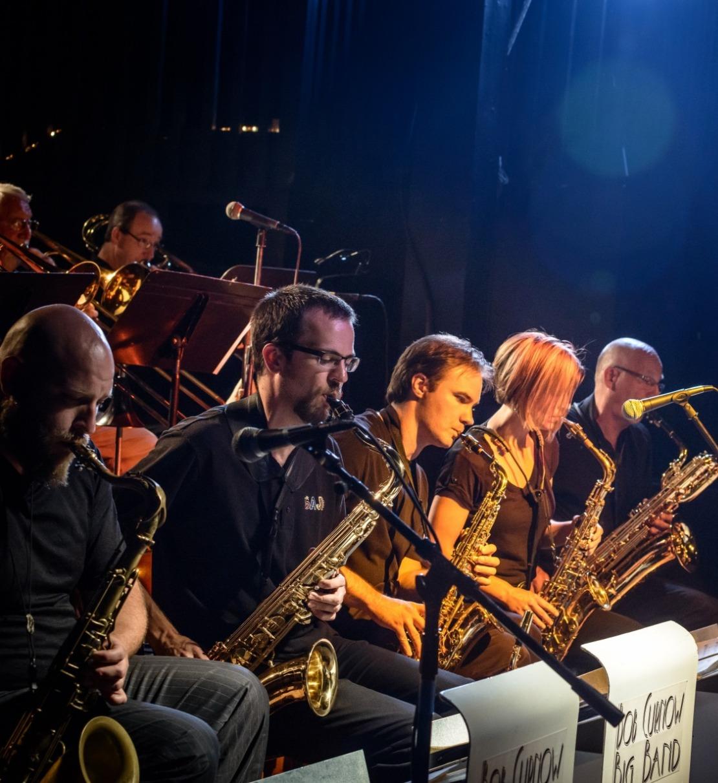 Big Band Arrangements, Big Band Charts, & CD's from Sierra Music